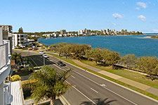 Two Bedroom Waterview Caloundra Accommodation
